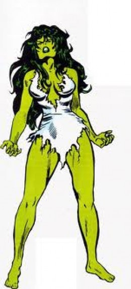 Original She-Hulk Costume