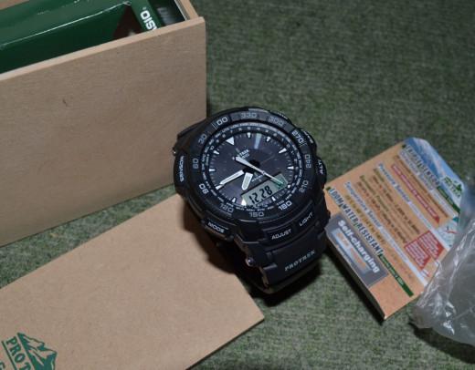 Часы Casio ProTrek купить в интернет магазине VipTimeru