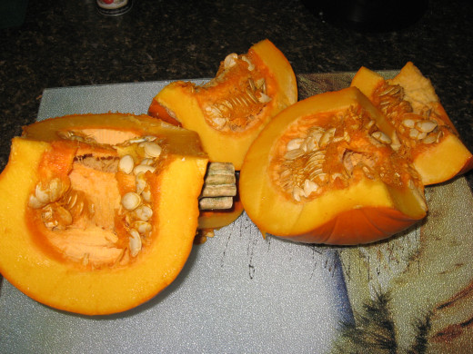 Do you ever make your own toasted pumpkin seeds?