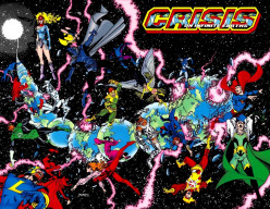 DC Comic Reboots