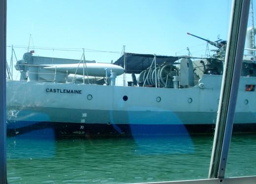 H.M.A.S. Castlemaine: Maritime Museum Ship