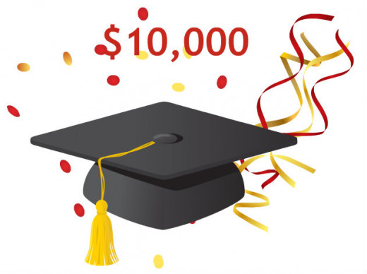 College degrees for $10,000!