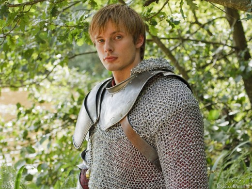 Bradley James as Arthur