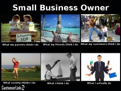 Thrills - and Risks - of owning your business