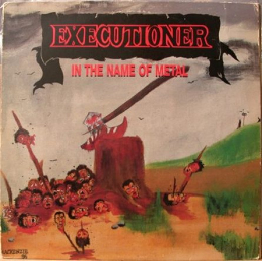 Executioner - In the Name of Metal