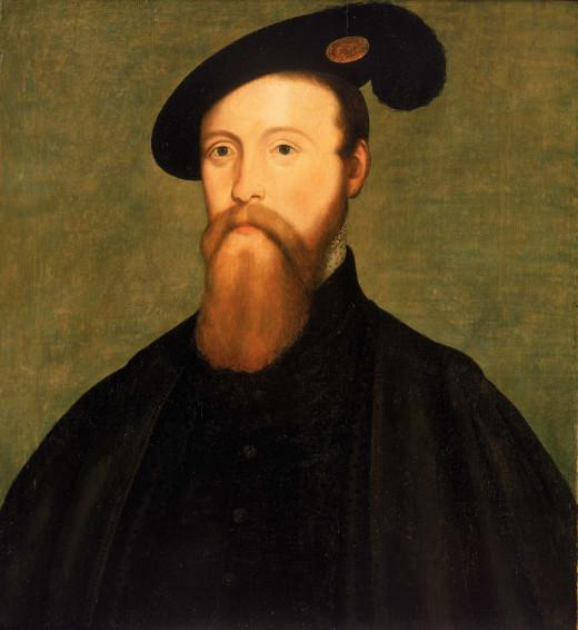 Thomas Seymour, Katharine's fourth husband