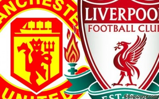 History, passion, and quality. The Red Devils versus the Liverbird.