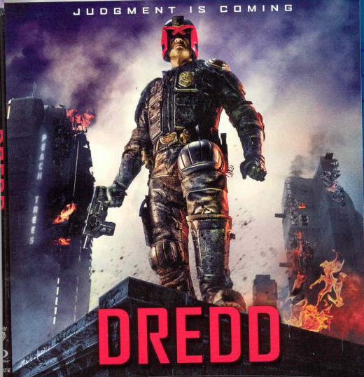 Dredd could have been much better