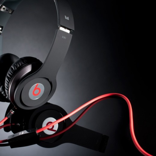 Solo Beats Headphone's by Dr. Dre.