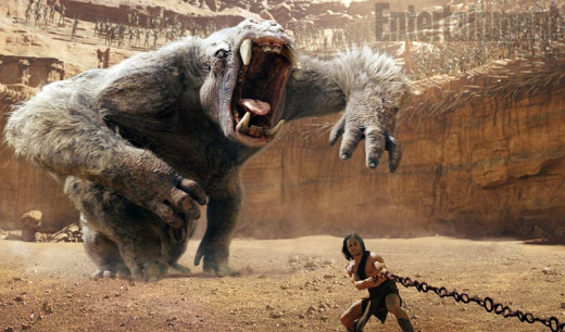 Screen shot from John Carter (2012)