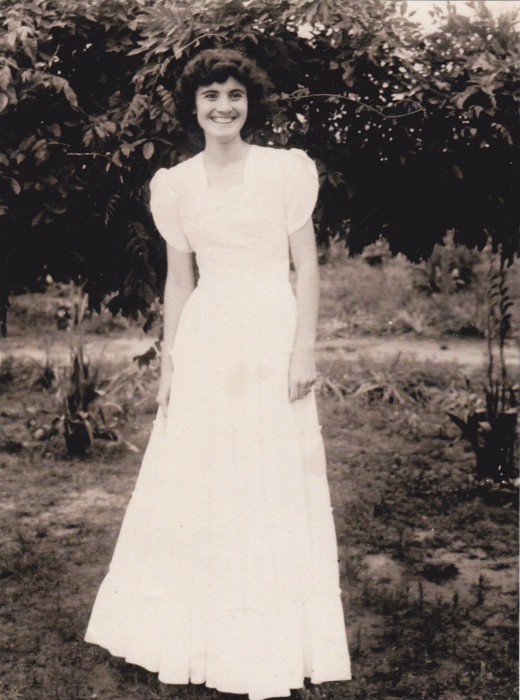 My Mother, Lillie A. Matheny Jones
