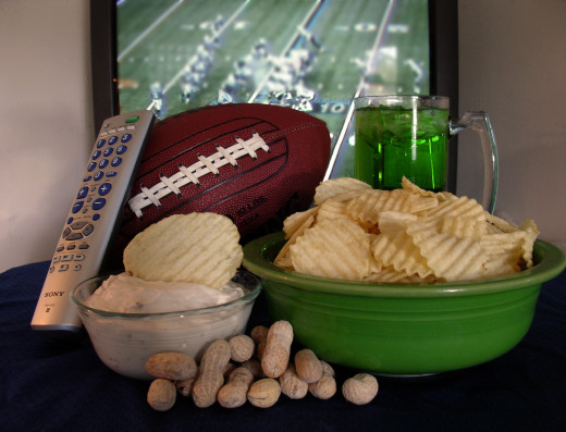Super Bowl Sunday: another excuse to overeat