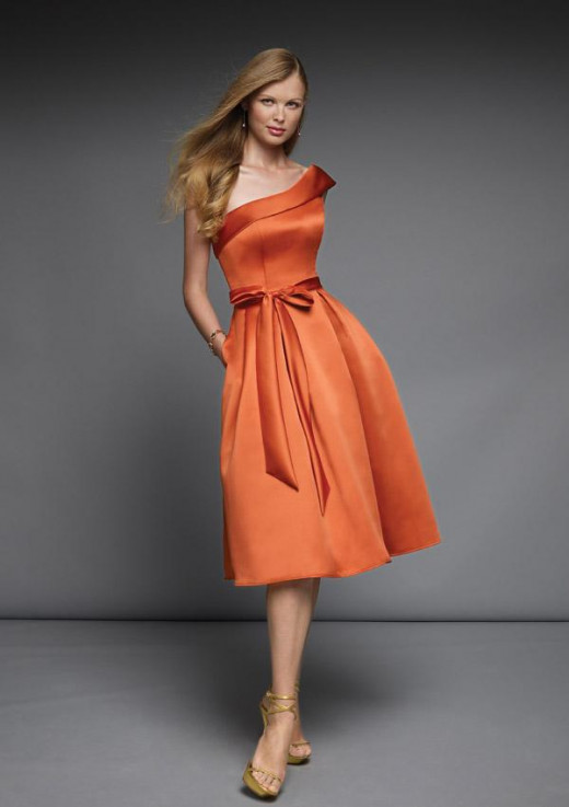 So Tangerine Tango was the 2012 Color of the Year. It you love orange go on and wear it in any year!