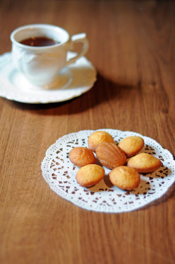 Homemade Madeleines Cookie Recipe