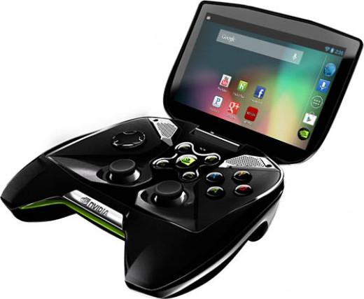 Nvidia's Shield