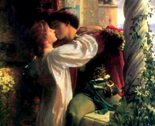 Everybody has at one time yearned for a Romeo and Juliet type of romance. But remember that theirs didn't have a happy ending.