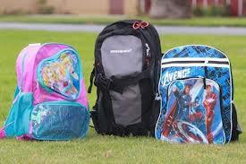 Bulletproof Backpacks...
