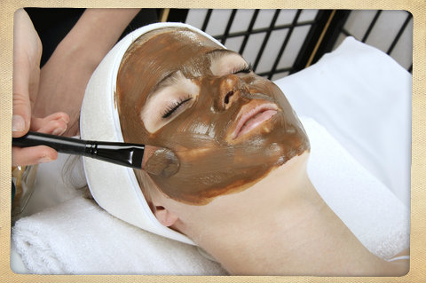Chocolate Mud  just one elixir you can create for a refreshing facial