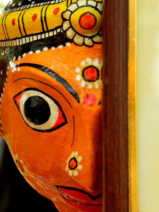 Handicrafts are major feature at Surajkund Crafts Fair