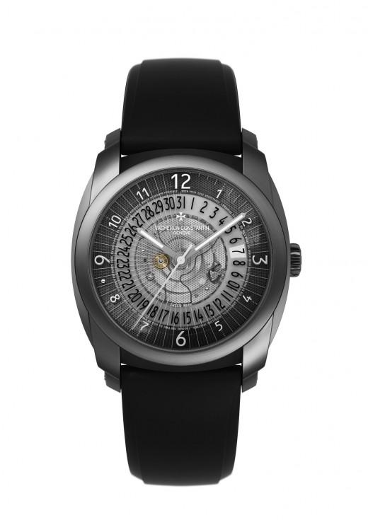 Titanium | Dark Dial | Date