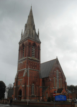St Saviour's Church, South Street, Eastbourne, East Sussex