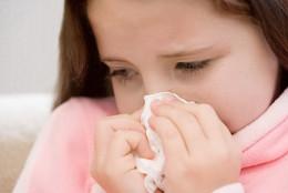 Children flu