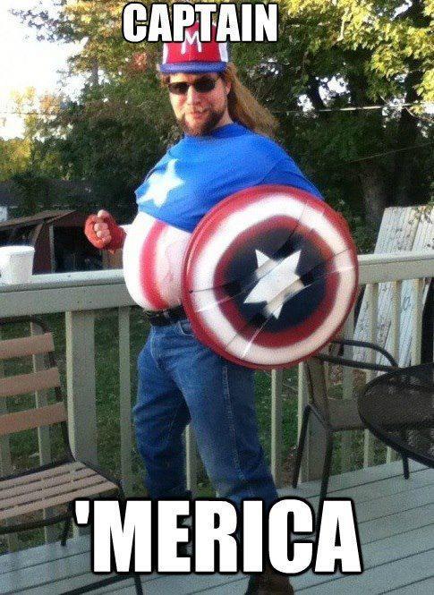 """Capt. """"Merica"""