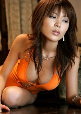 Japanese women racing model : Yoshida Chiaki