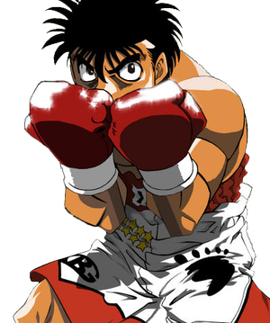 Makunouchi Ippo: An inspiration for aspiring boxers.