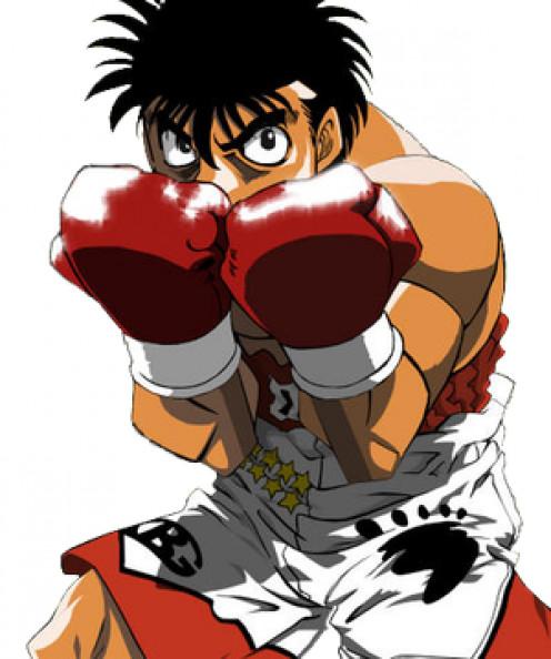 Makunouchi Ippo: An inspiration for aspiring boxers.