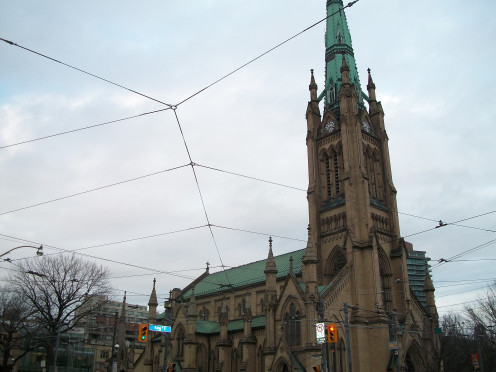 Cathedral Church of St James, Toronto, Ontario