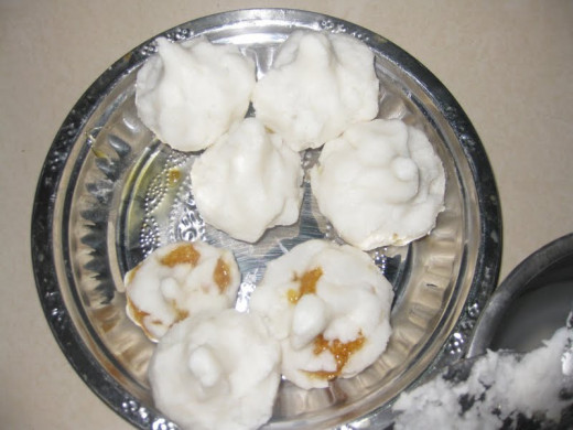 Lord Ganesha's Favorite food - Modak
