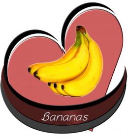 3 Medium Ripe Bananas
