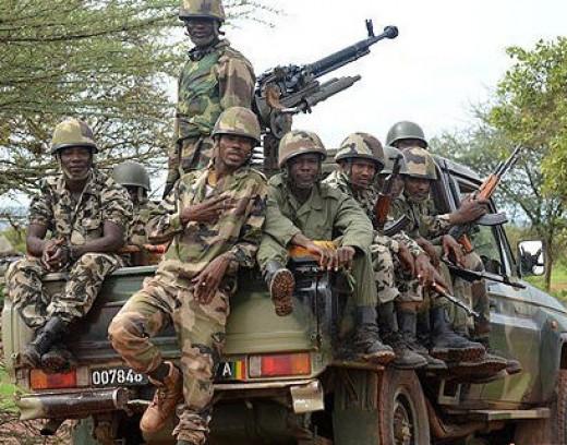 The Mali Army