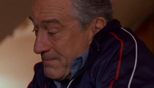 Robert De Niro (Silver Linings Playbook)