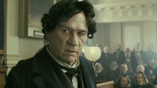 Tommy Lee Jones (Lincoln)