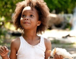 Quvenzhané Wallis (Beasts of the Southern Wild)