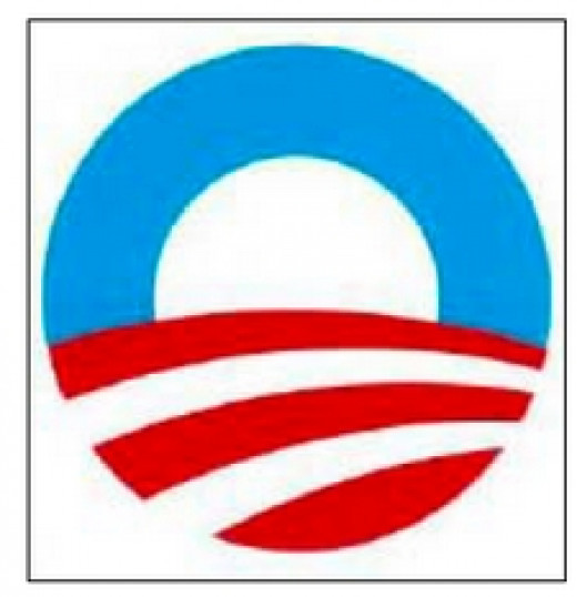 """President Obama believes """"Why should a man have a little change in his pocket when he can be surrounded by hope and change every day""""? Soon millions of homeless Americans will be wearing this symbol of solidarity and in defiance of overachievement."""