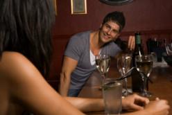 An Imagined Conversation at a Bar