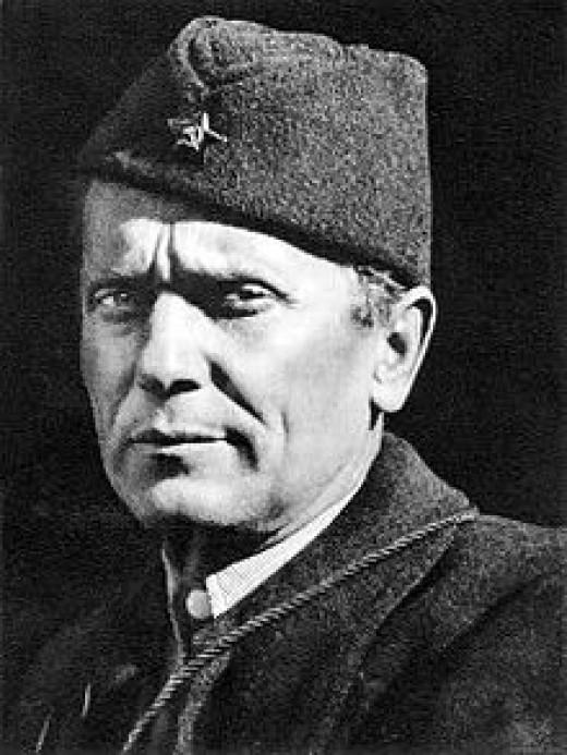 Marshal Josip Broz Tito, 1st President of Yugoslavia