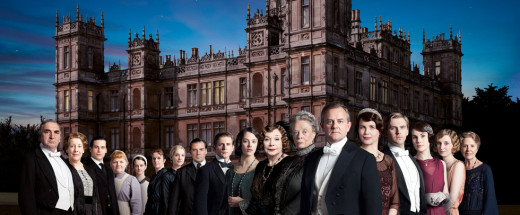 Downtown Abbey.
