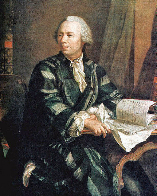 "Leonhard Euler (pronounced ""oiler"")"