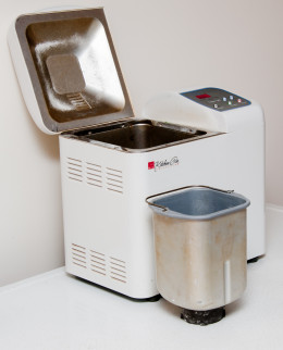 Another type of bread machine.