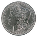 1889-CC Silver Morgan Dollar Value And History