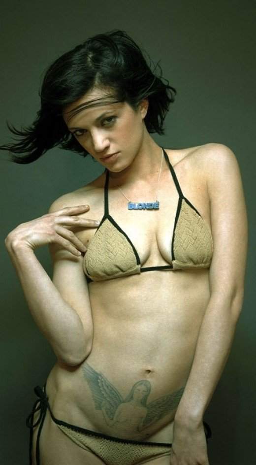 Asia Argento Tattoo Design. See all 10 photos