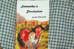 A Book Review: Samantha's Revolution by Gail Mazourek