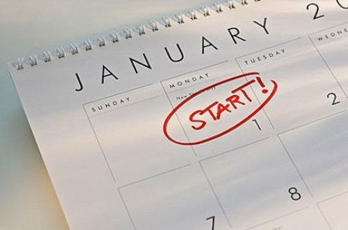 Don't delay it any longer, start making progress on your resolutions today!