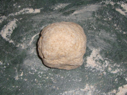 Image: Dough for Tortillas