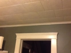 How to Paint the Edges of a Ceiling