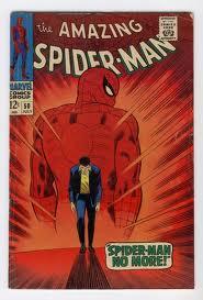 Amazing Spider-man # 50